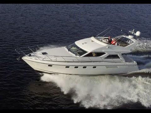 48' Well-Maintained Princess available for charter in Malta