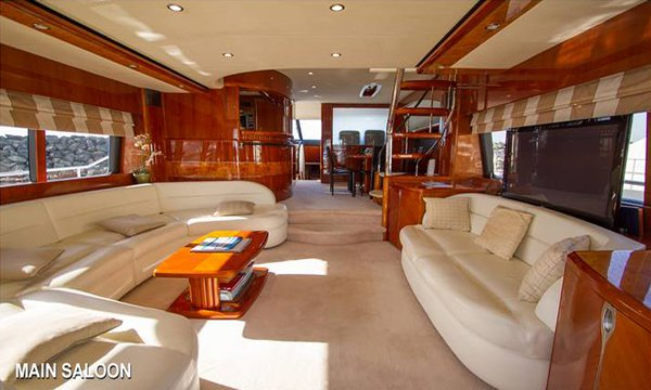 Boat for rent Princess 78.0 feet in Limassol Marina,