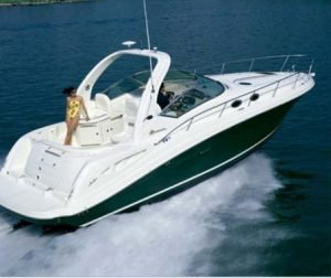 Boat for rent Sea Ray 38.0 feet in Ayia Napa Harbour, Cyprus