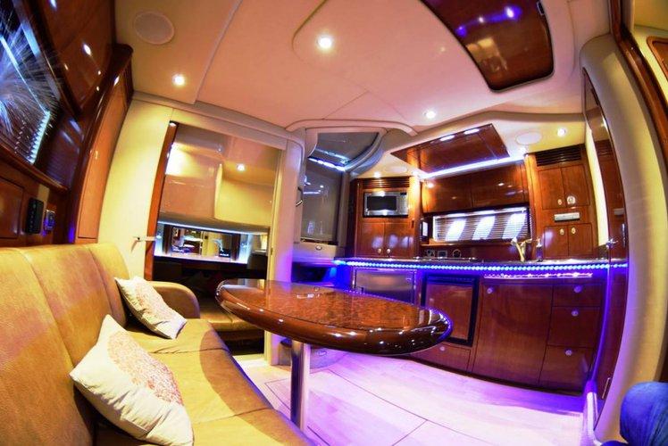 Motor yacht boat rental in Limassol,
