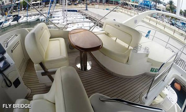 Sea Ray boat for rent in Latchi