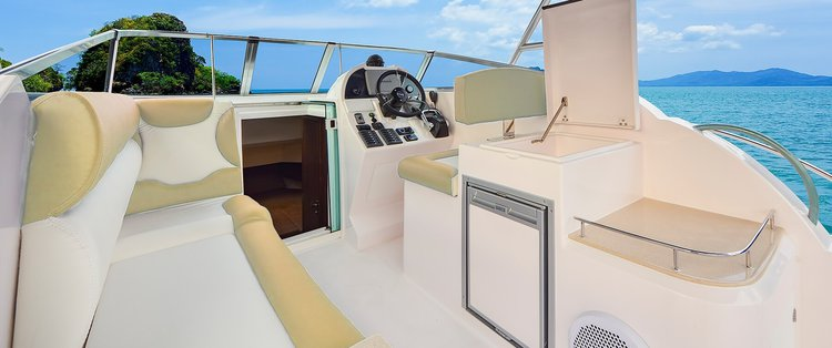 Boat for rent Silvercraft 34.0 feet in New Marina Limassol, Cyprus