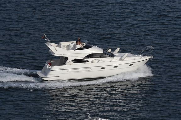 Luxurious Sunquest 38 available for charter in Sliema, Malta