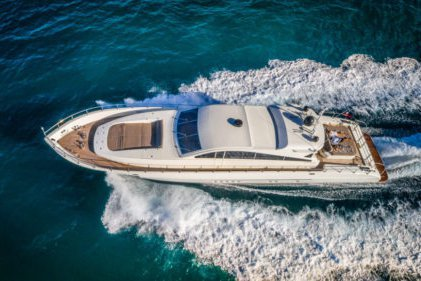 Mega yacht boat for rent in Fair Haven