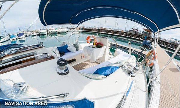 Boat for rent Bavaria 37.0 feet in Larnaca Marina, Cyprus