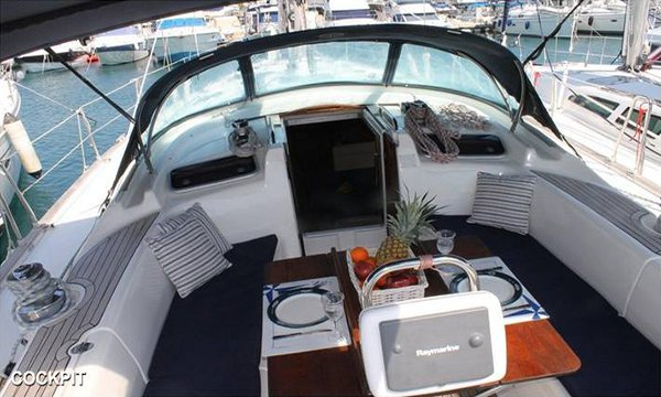 Boat for rent Bavaria 47.0 feet in Limassol Marina, Cyprus
