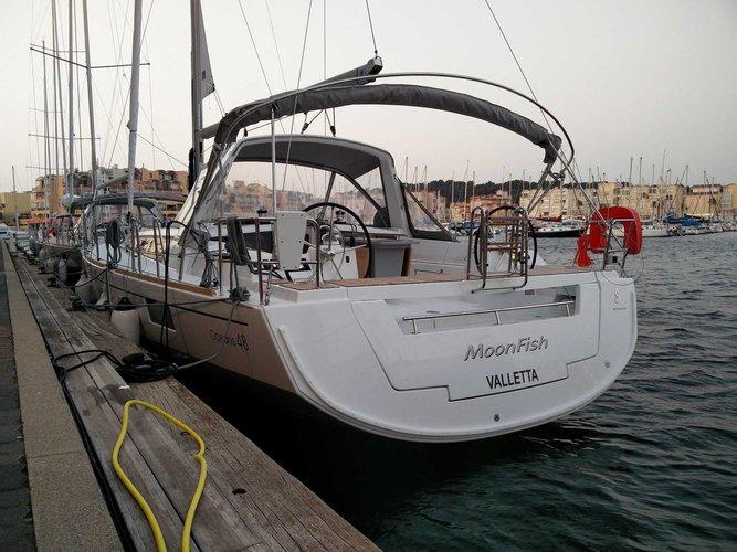 Sloop boat rental in Gzira, Malta