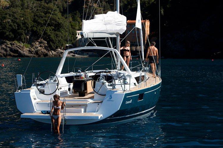 Boat for rent Beneteau 48.72 feet in Gzira, Malta