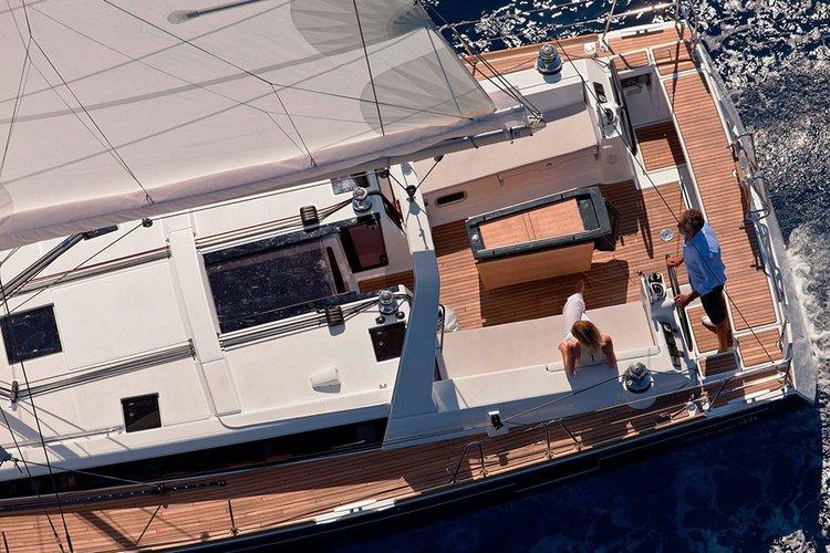 Boat for rent Beneteau 48.72 feet in Gzira,