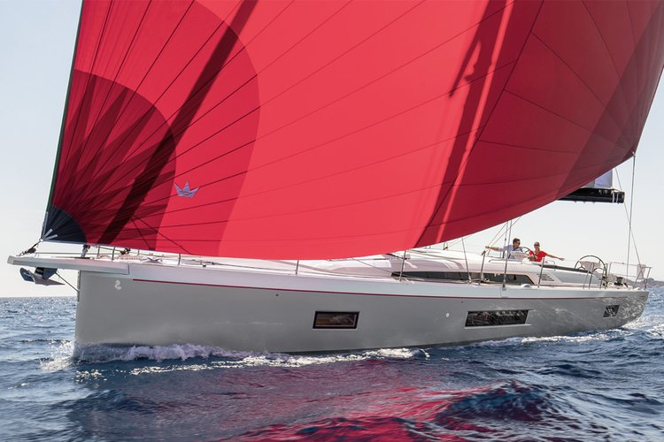 Beneteau boat for rent in Corfu