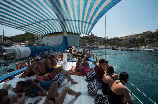 Classic boat for rent in San Pawl Il-Baħar