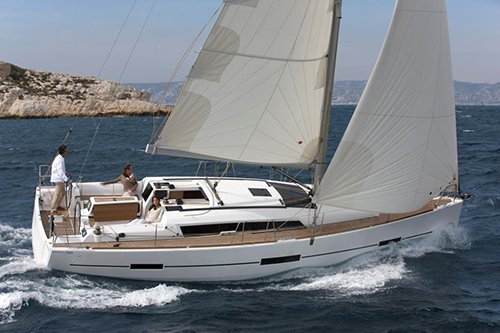 Sailing yacht ready for Bareboat Charter in Gzira, Malta
