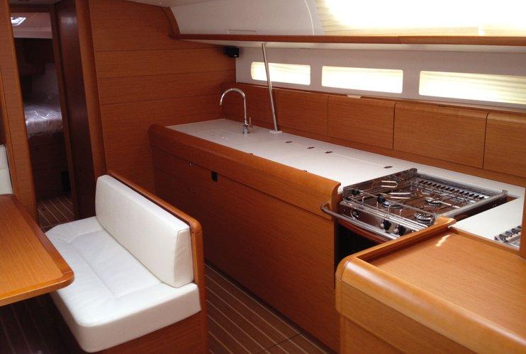 Jeanneau boat for rent in Gzira