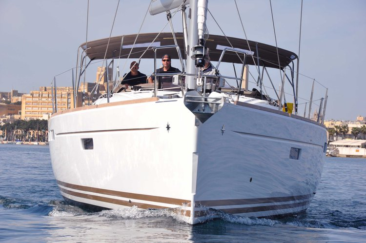 Boating is fun with a Jeanneau in Gzira