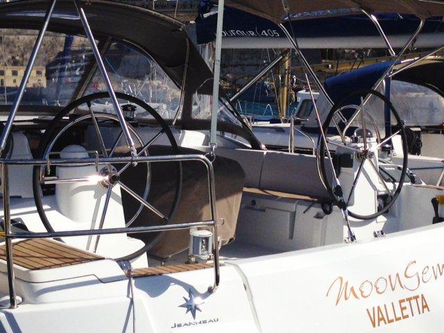 Boat for rent Jeanneau 50.45 feet in Gzira, Malta