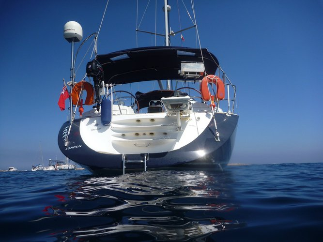 Sloop boat rental in Kalkara,
