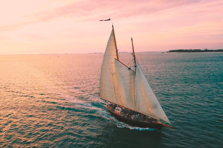 Classic Schooner Yacht Available For Charter