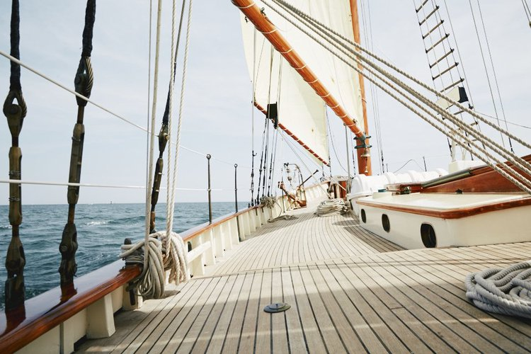 Discover Salem surroundings on this Schooner John Alden boat