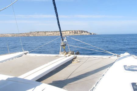 Boat for rent LAGOON 41.0 feet in Comino,