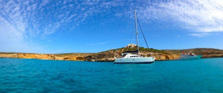 Boat for rent Lagoon 41.0 feet in St Paul'S Bay, Malta