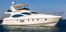 Accelerate your dreams aboard Azimut 68 in Limassol, Cyprus