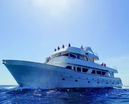 Set your dreams in motion aboard this splendid motor yacht in Paphos