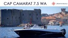 Daily Tour around Dubrovnik with brand new Cap Camarat 7.5 WA