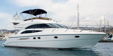 Princess 50 - A luxurious and comfortable yacht at affordable cost