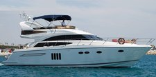 Princess 62 available in Cyprus to have a great day aboard!
