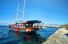 Discover the amazing beauty around Malta aboard 67' Gulet
