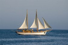 Climb aboard this pleasant sailing yacht & explore Paphos, Cyprus