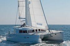 Have fun in Corfu, Greece aboard Lagoon 450