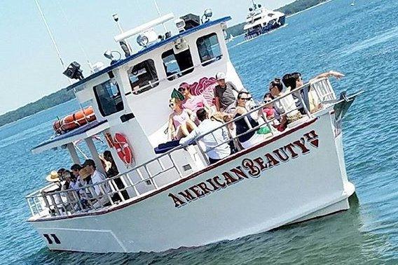 Pilothouse boat rental in Long Wharf, Sag Harbor, NY, NY