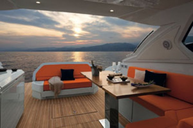 Boating is fun with a Motor yacht in St Julian's