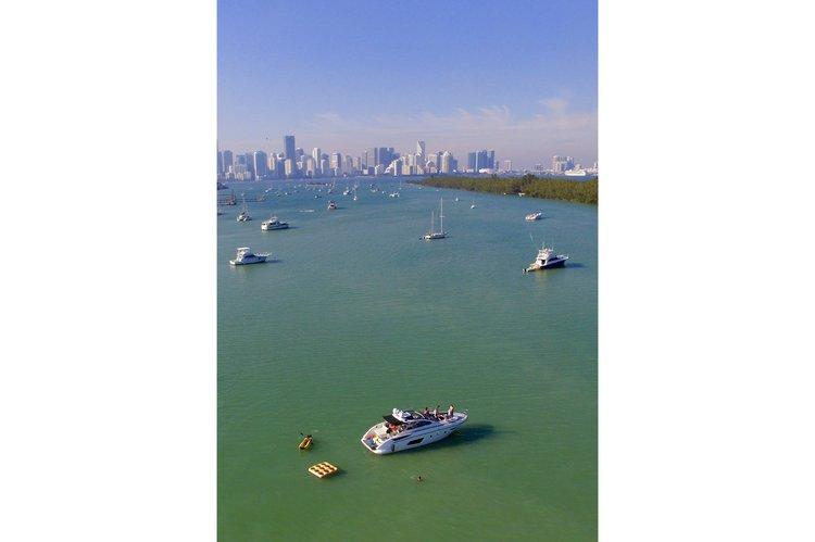 Boat for rent Azimut 44.1 feet in Rickenbacker Marina, FL