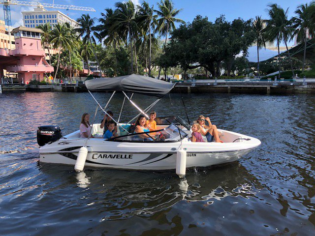 Caravelle's 19.0 feet in Fort Lauderdale