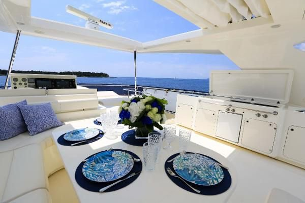 Motor yacht boat for rent in Pelham Manor