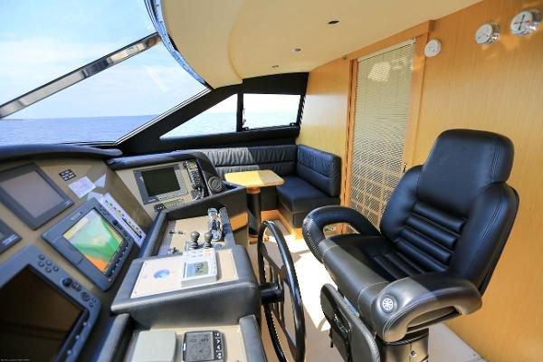 Boat for rent Ferretti 82.0 feet in New York Athletic Club Yacht Club, NY