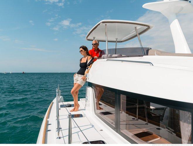 Lagoon's 40.0 feet in Miami