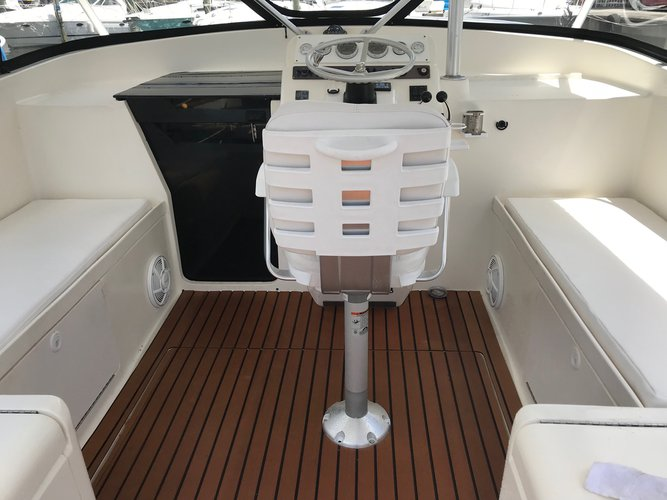 Boat for rent Luhrs 31.0 feet in La Coloma Marina, FL