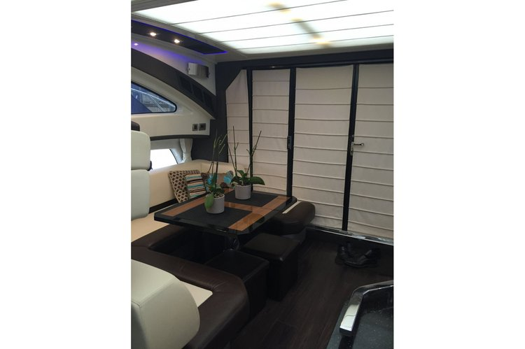 Motor yacht boat for rent in St Julian's