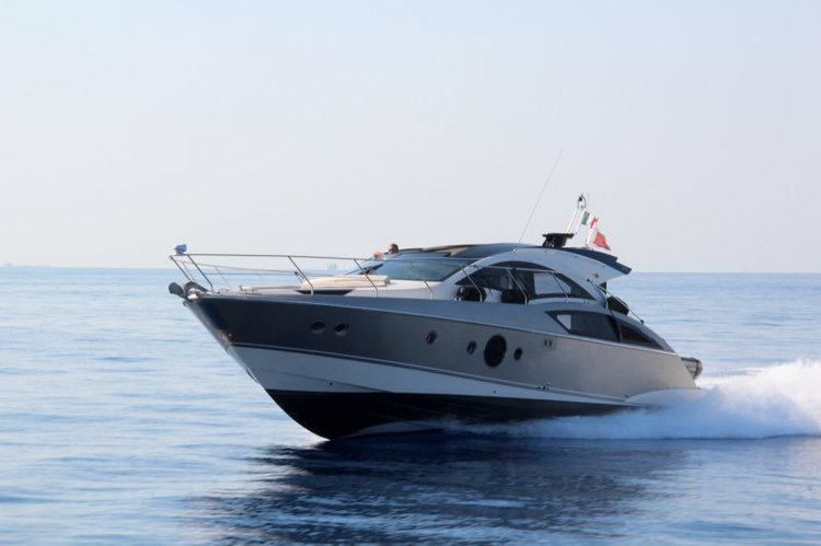 Luxurious Marquis 420 SC available for charter in Malta