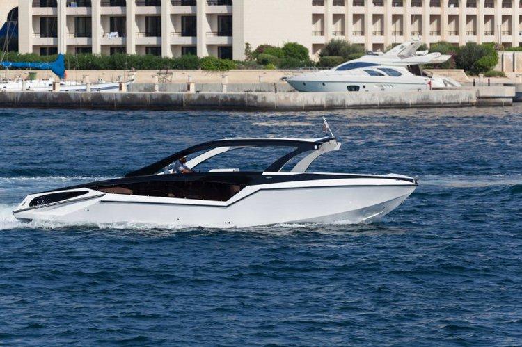 Boat for rent Para 36.0 feet in Portomaso Marina, Malta