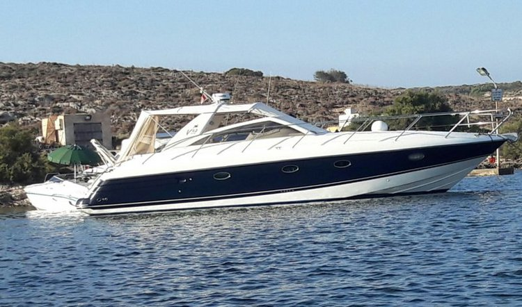 Make your holidays in Malta more special with this Princess V42