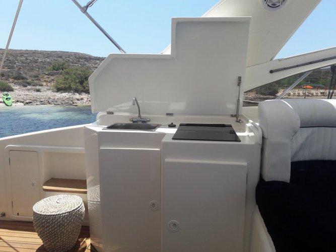 Boat for rent Princess 42.0 feet in Portomaso Marina, Malta