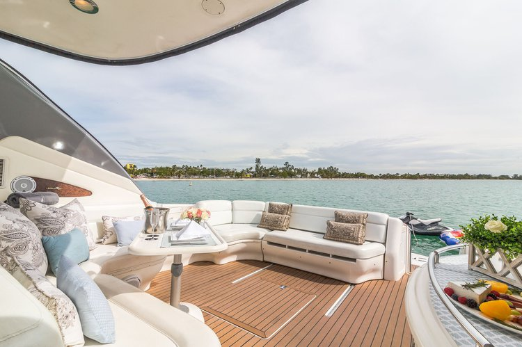 Boating is fun with a Sea Ray in North Bay Village