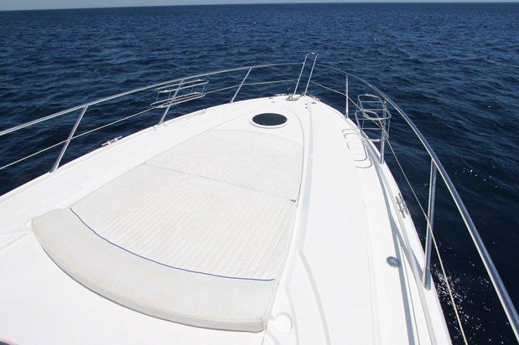 Boat for rent Sunseeker 46.0 feet in Portomaso Marina, Malta