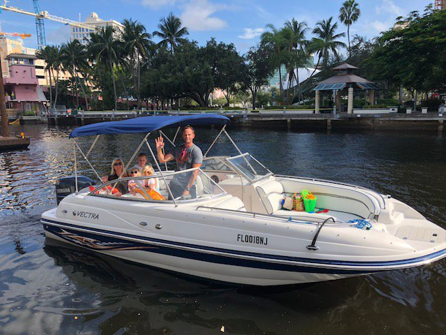 Vectra's 23.0 feet in Fort Lauderdale