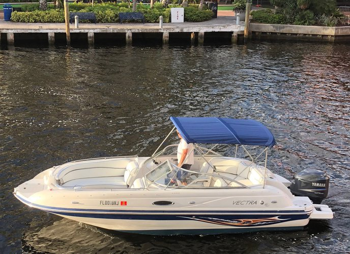 Boat for rent Vectra 23.0 feet in Fort Lauderdale, FL