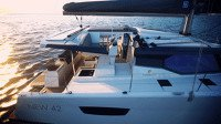 Discover St. George'S surroundings on this 42 Astrea boat